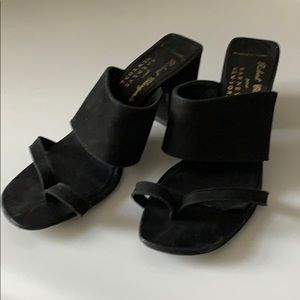 Clergerie shoes.  From the 80's still fabulous